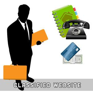 Classified website