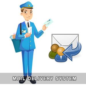 Mail delivery system