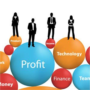 Finance-Profit-Technology
